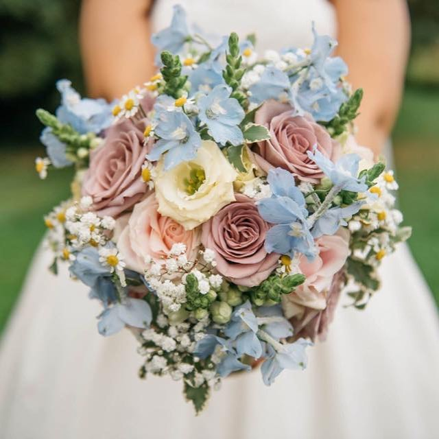 Bouquet from last weekend photo by Claire Hirst Photography greenroomflowershellip