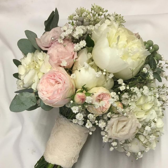 Bridal bouquet from the weekend got to be the lasthellip